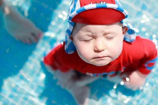 Ребенок боится воды | уроки для мам