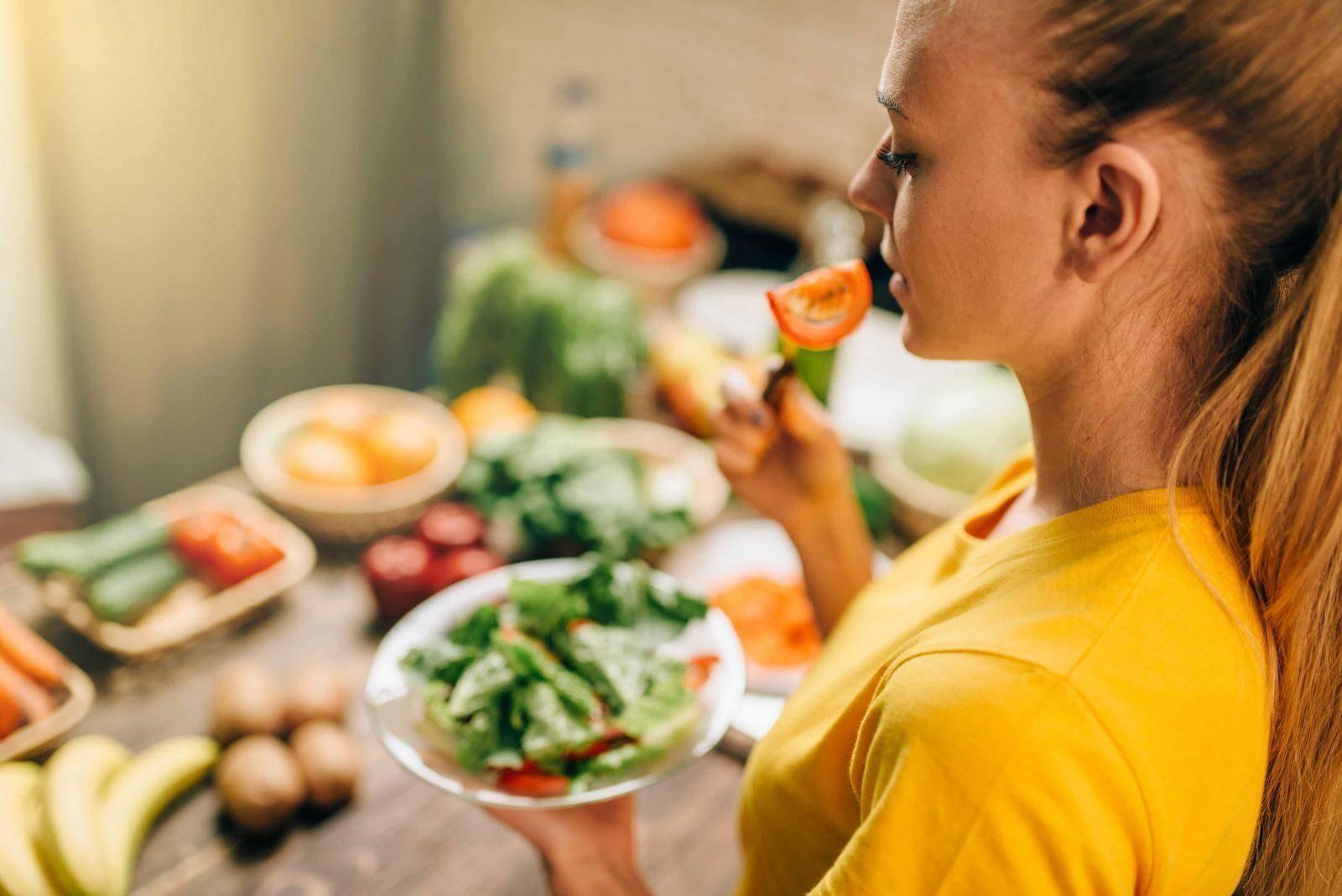 Питание перед эко для женщины — похудение