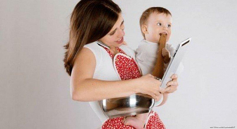 Мнение. что плохого в том, что женщина хочет быть идеальной матерью