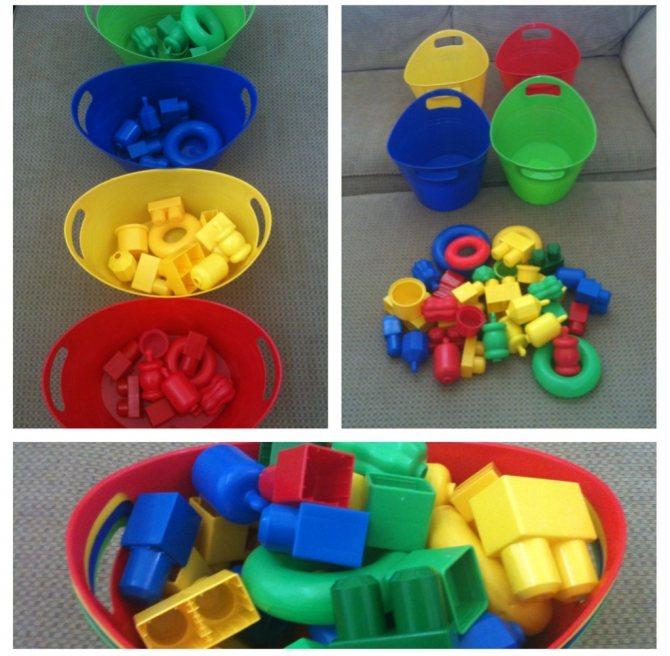 Цветовое восприятие: когда и как научить ребенка различать цвета