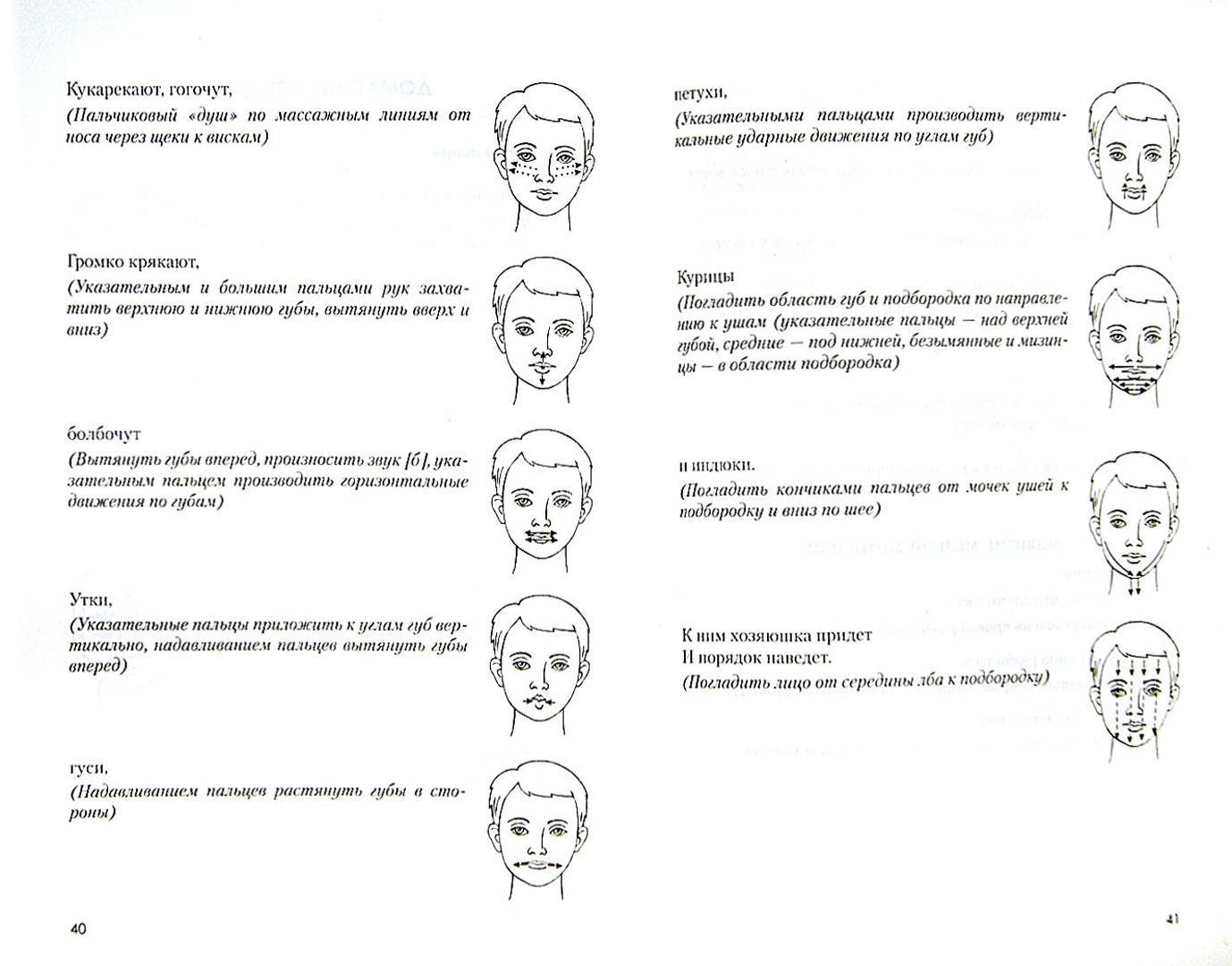 Как делать логопедический массаж для детей в домашних условиях: детская процедура для лица и языка для развития речи зубной щеткой, описание с видео от комаровского