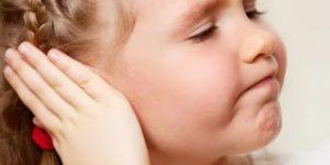 Отит у грудничков, лечение и профилактика