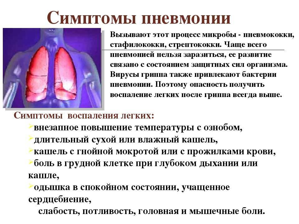 Признаки пневмонии у ребёнка: как распознать воспаление лёгких, симптомы, лечение в стационаре и в домашних условиях