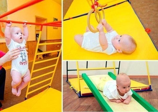 Игры с ребенком 7 месяцев: развивающие занятия для малышей дома
