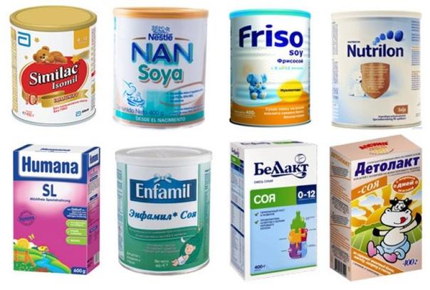 Выбираем смесь для новорожденных — какое искусственное детское питание лучше?