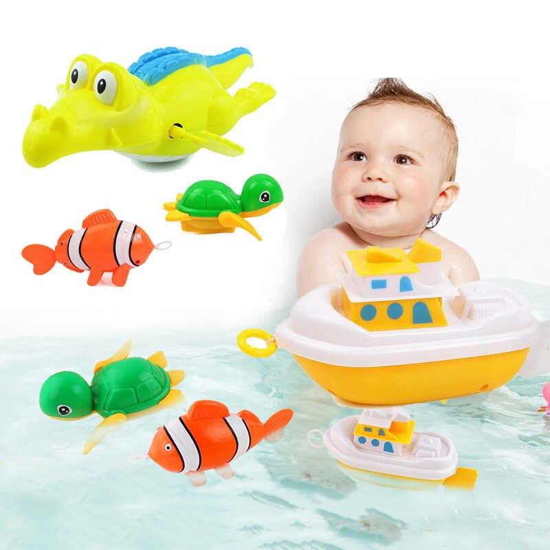 Лучшие детские игрушки для ванны на 2020 год