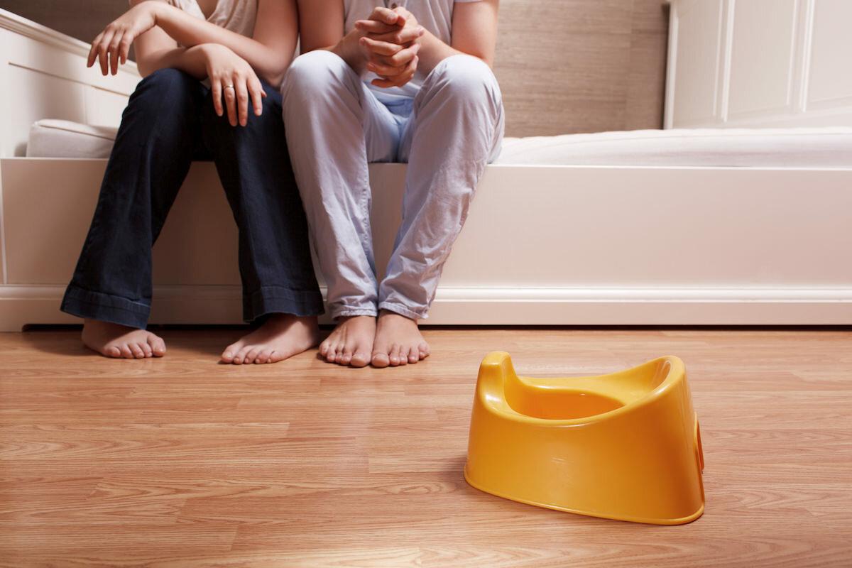 Как приучить ребенка к горшку: 2 методики за 3 и 7 дней, правила и советы (+ много видео)