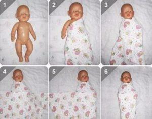 Как ухаживать за вещами новорожденного и нужно ли их гладить