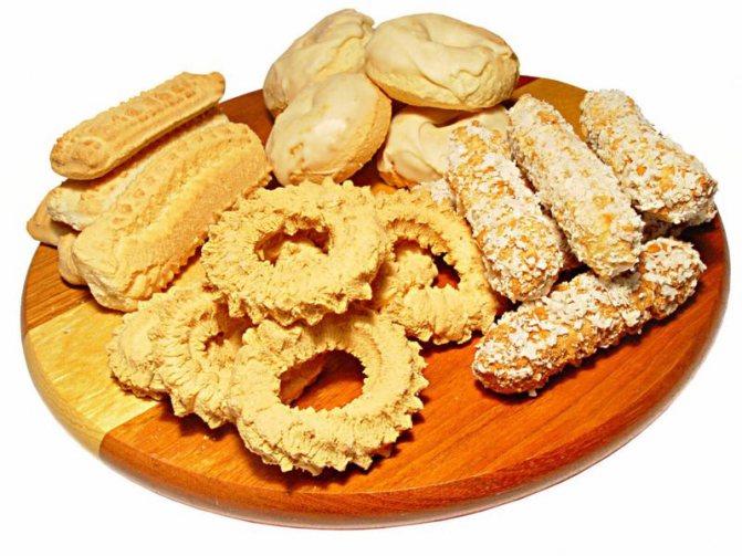 Овсяное печенье при грудном вскармливании