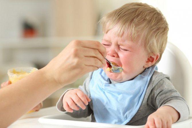 Как научить ребенка жевать и глотать пищу: советы доктора комаровского
