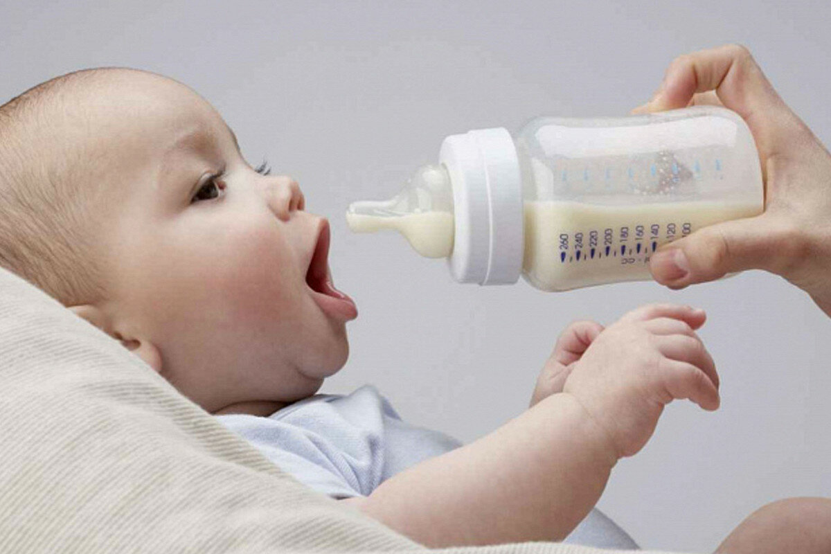 Как приучить ребенка к грудному вскармливанию после бутылочки