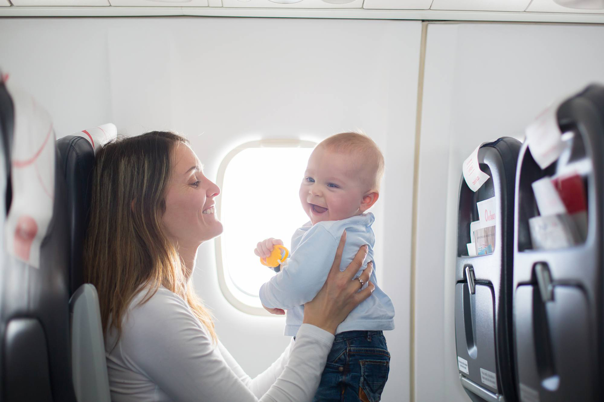Путешествие с младенцем – что важно знать?