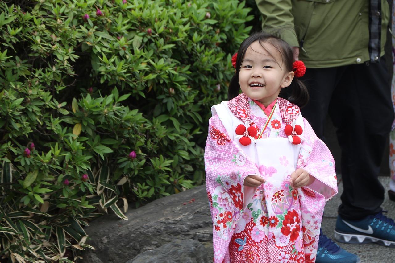 Особенности системы воспитания детей в японии