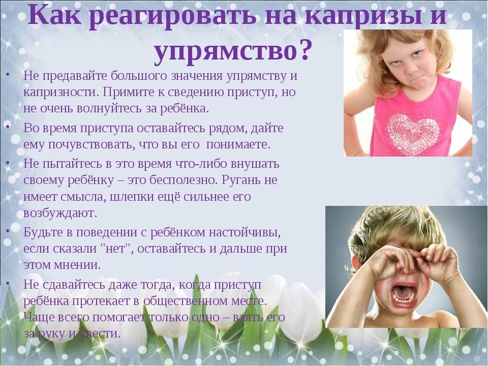 Истерики у ребенка в 2 года | уроки для мам