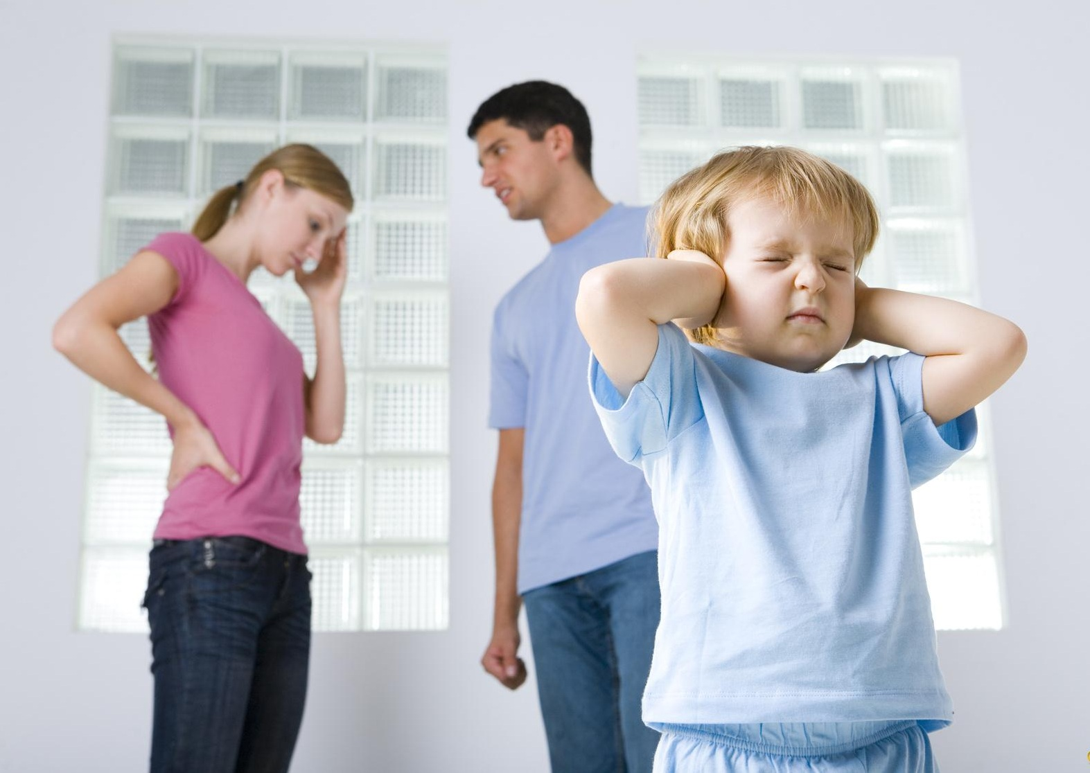 Конфликтные отношения между родителями и детьми