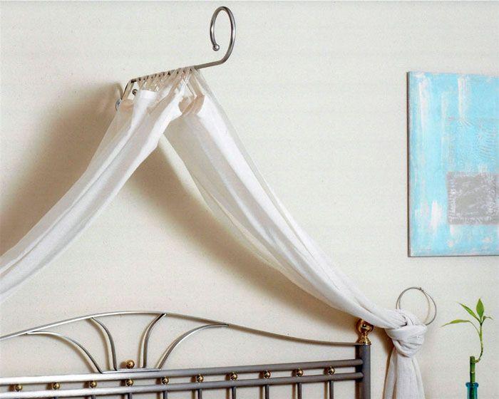 Как сшить балдахин на детскую кроватку быстро и просто