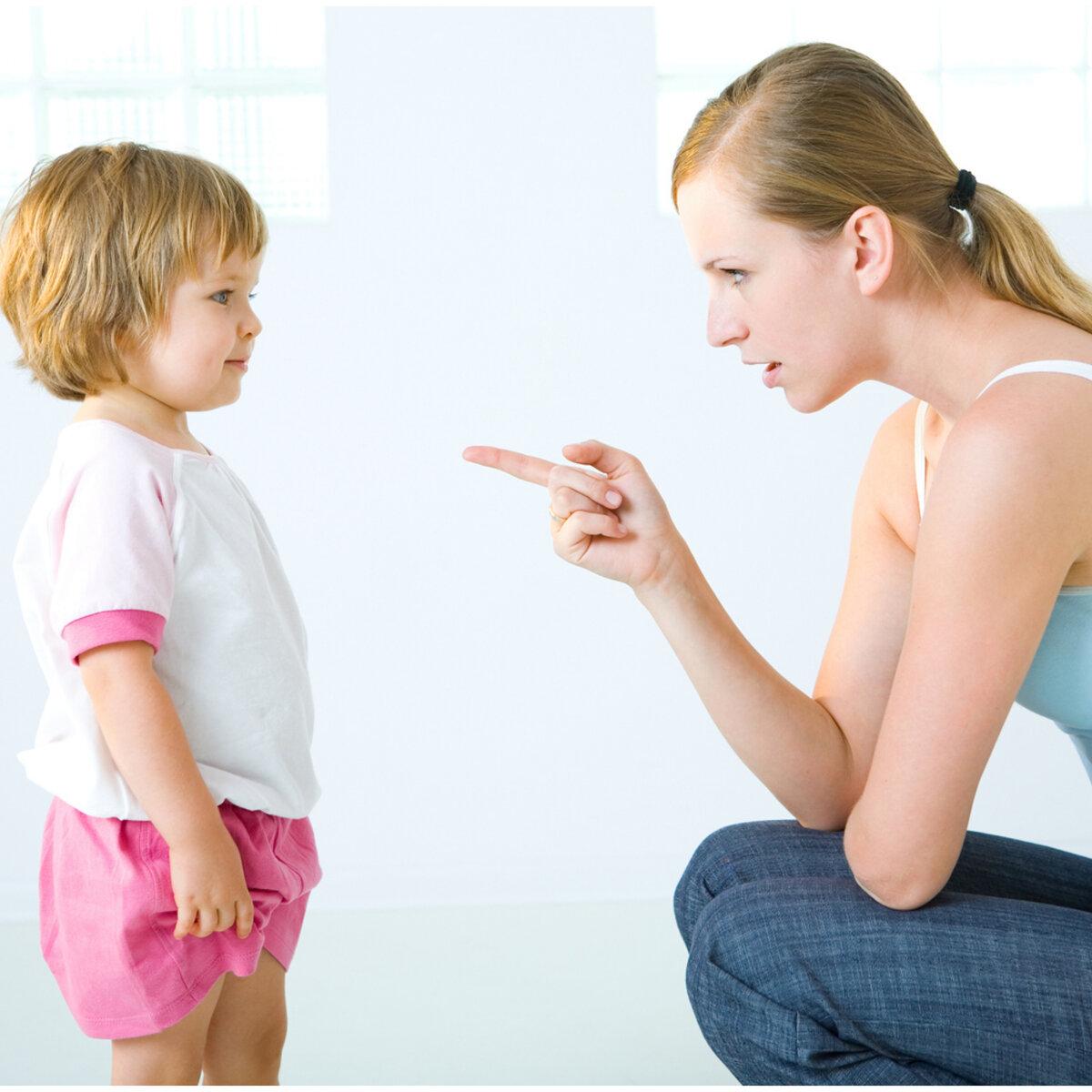 Топ-6 основных ошибок родителей в воспитании детей