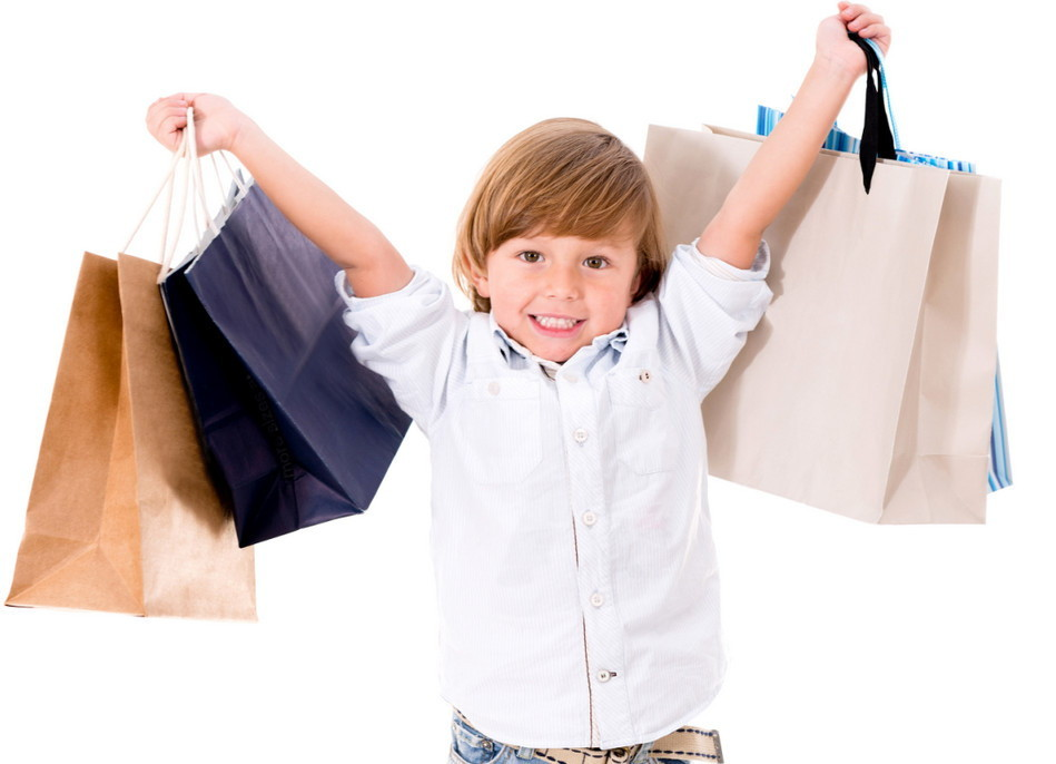 Развитие магазина детской одежды