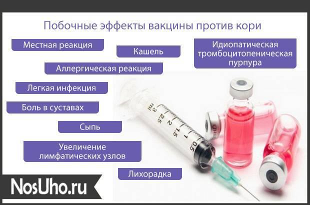 Ревакцинация корь, краснуха, паротит в 6 лет: как переносится, через сколько лет делают прививку кпк
