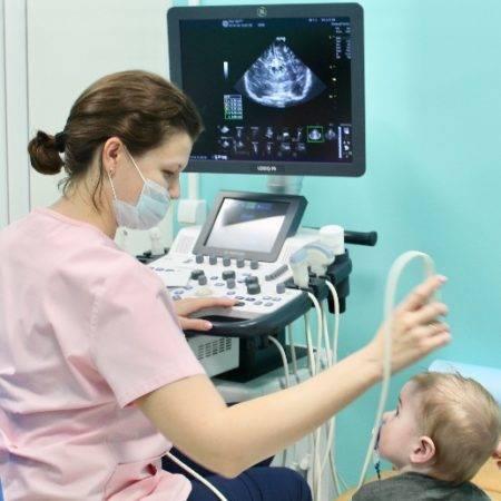 Узи шейного отдела позвоночника новорожденного