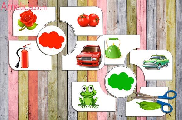Как научить ребенка различать цвета? методики и полезные советы | развитие ребенка
