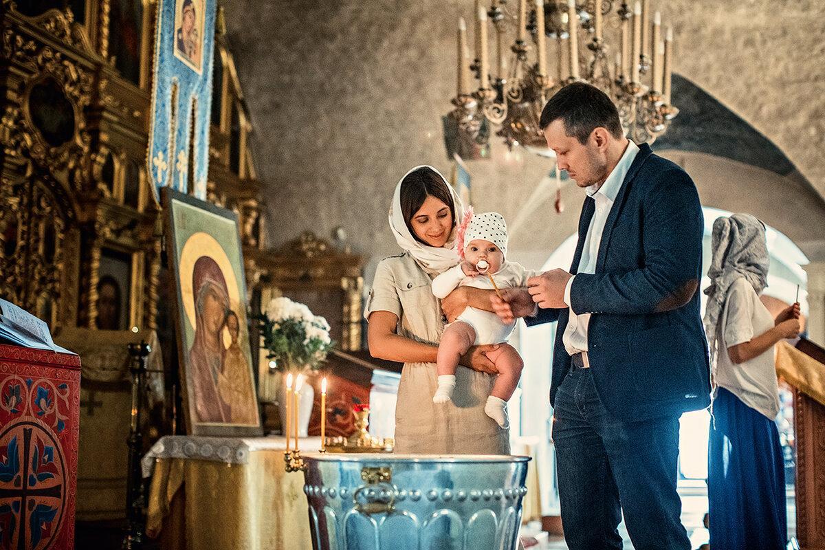 Крещение ребенка: обязательные атрибуты подготовка и проведение