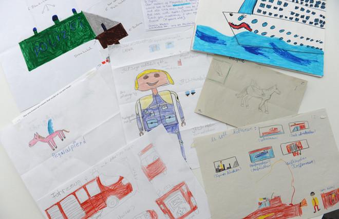 Что рисуют наши дети - воспитание и психология