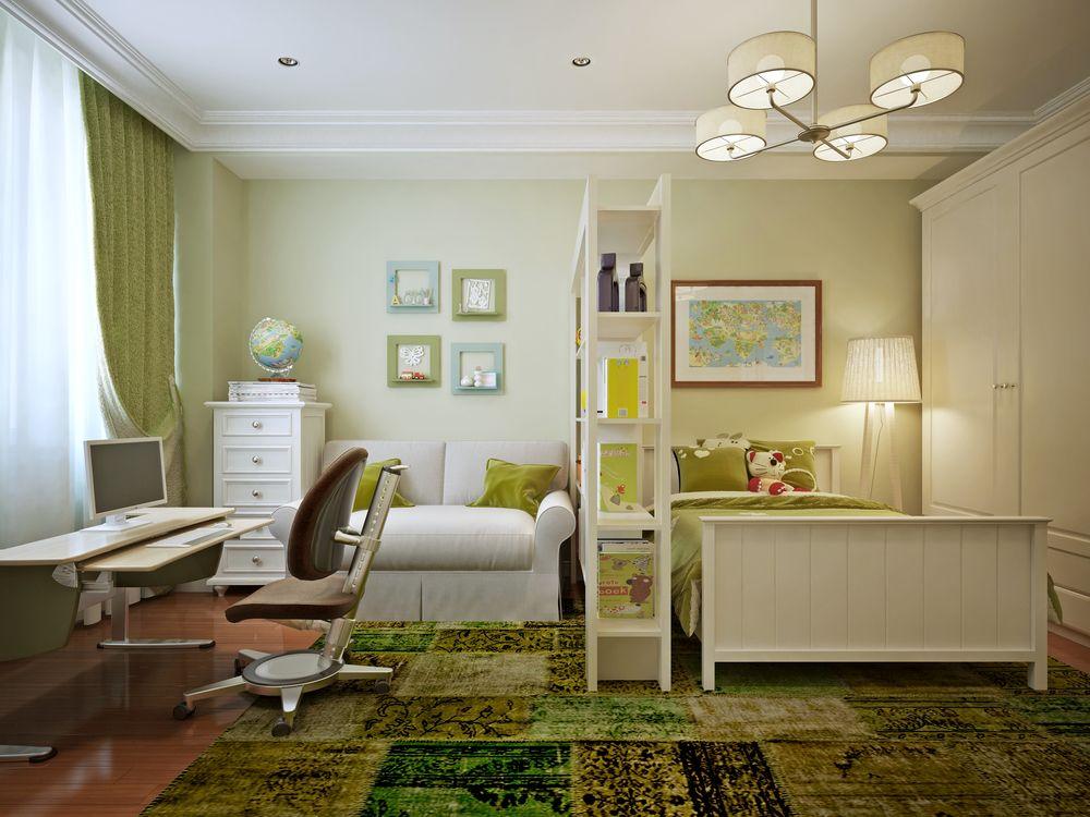 Дизайн детской комнаты для двоих детей - 30 фото идей