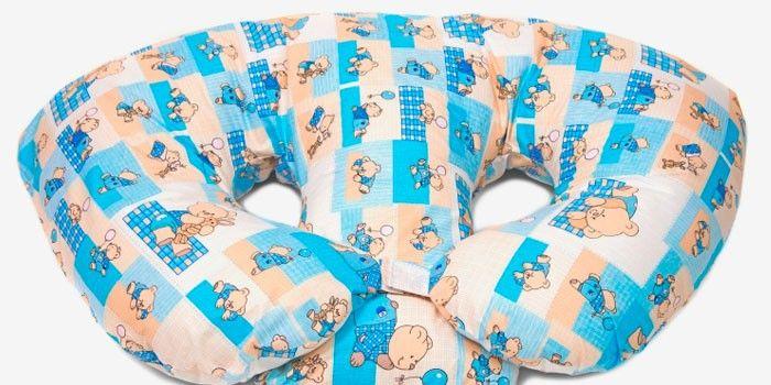 Подушка для кормления грудного новорожденного ребенка: как пользоваться, как сшить своими руками, какую выбрать (velina, anita, born free)
