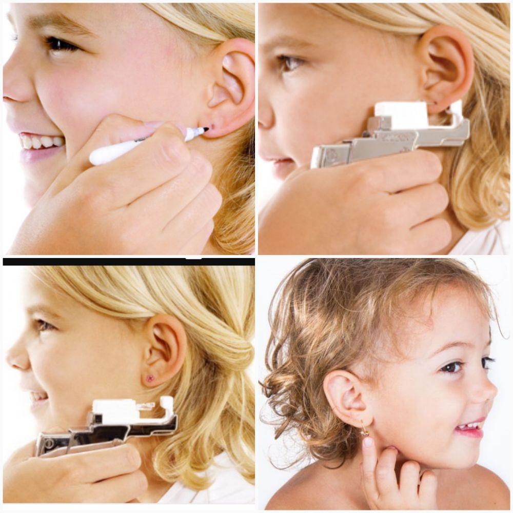 Как проколоть уши: виды проколов и полезные советы