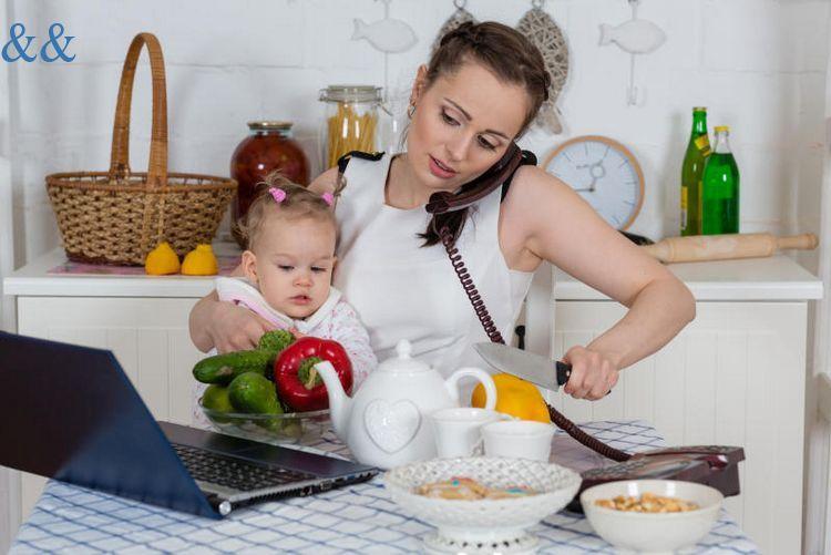 Заработок для мамы в декрете (от 30000 руб): как жить лучше? | в 2020г.