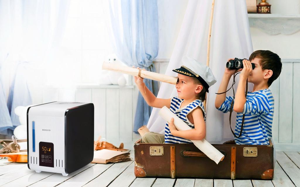 12 лучших увлажнителей воздуха по отзывам покупателей