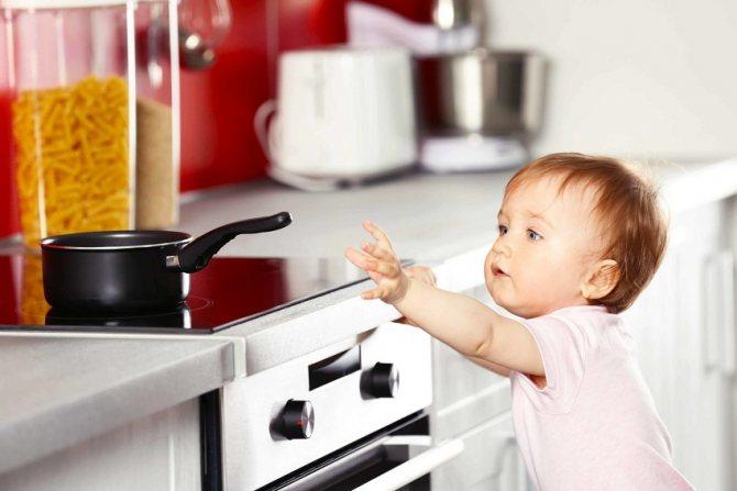 5 правил безопасности детей дома