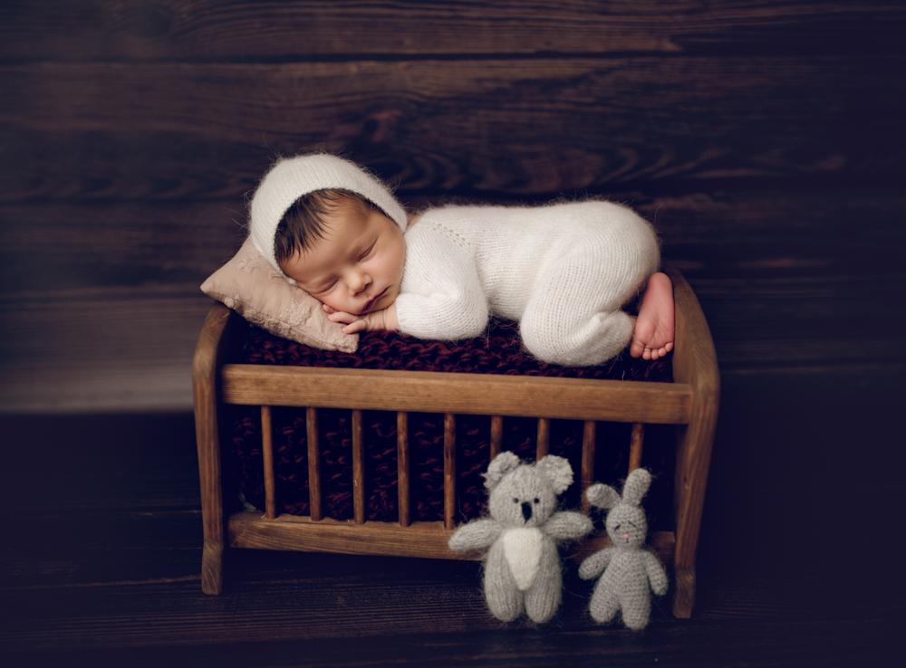 Как фотографировать младенцев дома: рекомендации и советы