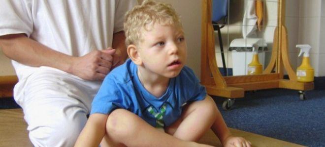 Дцп причины возникновения детского церебрального паралича, симптомы и формы