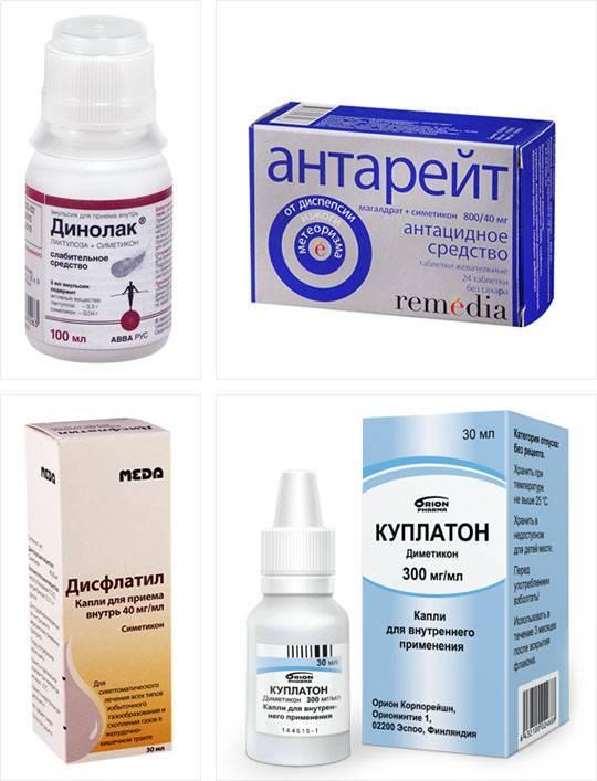Лекарства от колик для новорожденных: сиропы, таблетки / mama66.ru