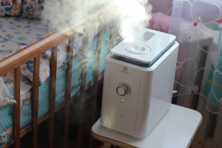 Чем полезен увлажнитель воздуха, и какой лучше выбрать для ребенка?