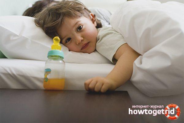 Рекомендации детского доктора комаровского о том, как правильно отучить ребенка от ночных кормлений без слёз и истерик