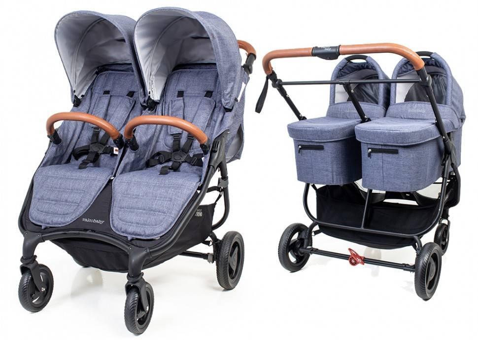 Топ-7 лучших колясок для двойни и погодок