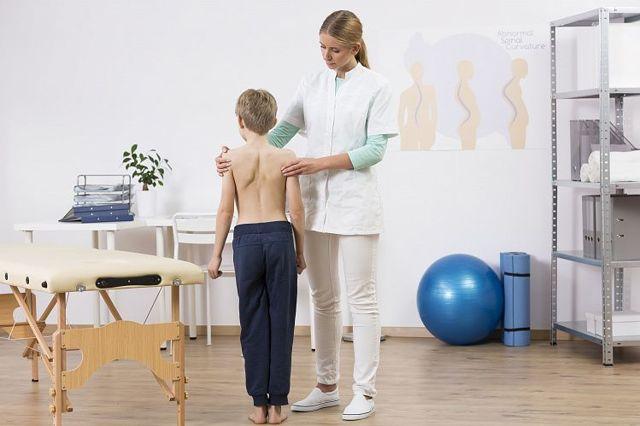 Сколиоз у детей. причины, симптомы, лечение и профилактика сколиоза