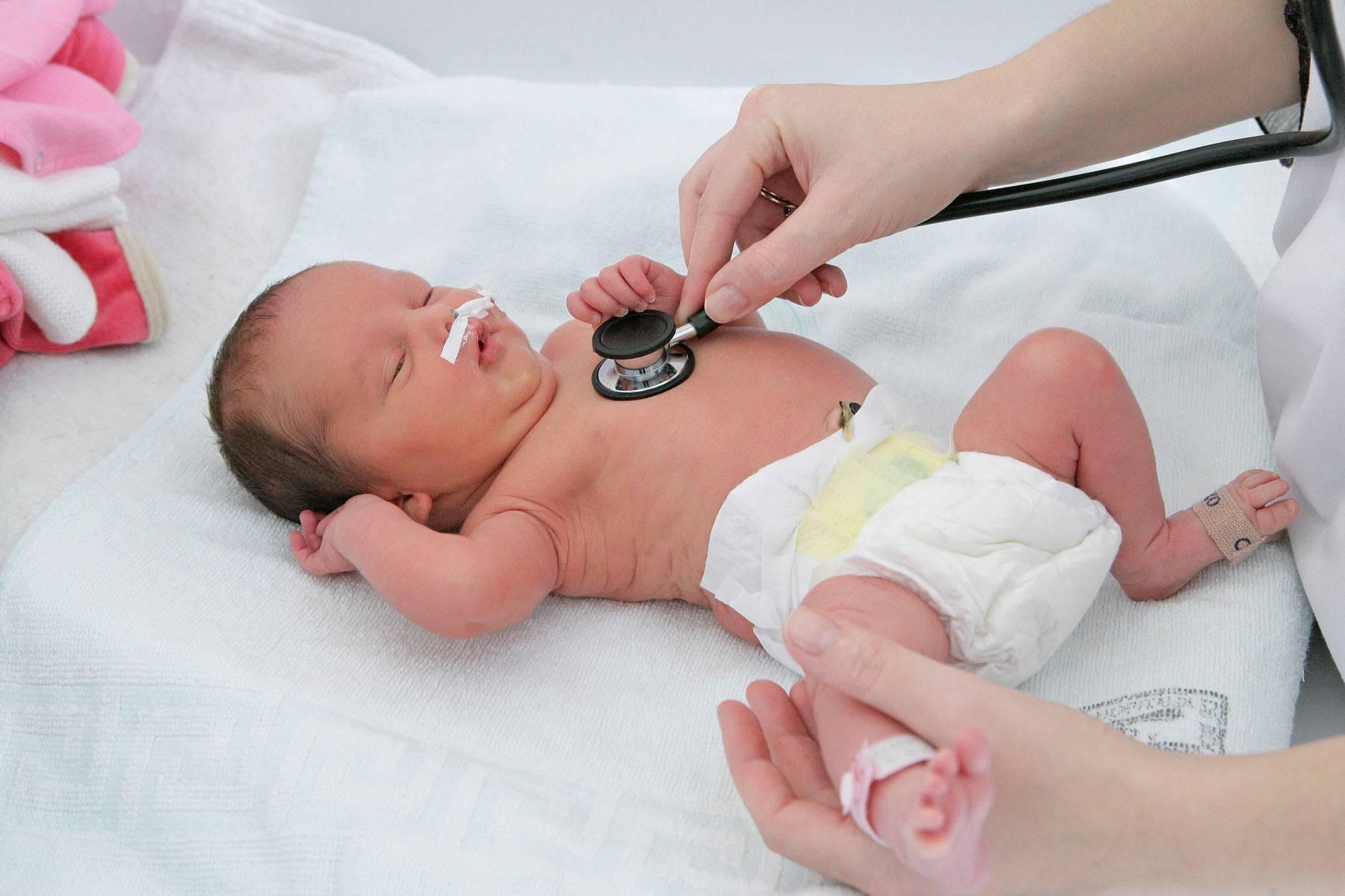 Гипоксия у новорожденного - что это такое и как с ней справиться