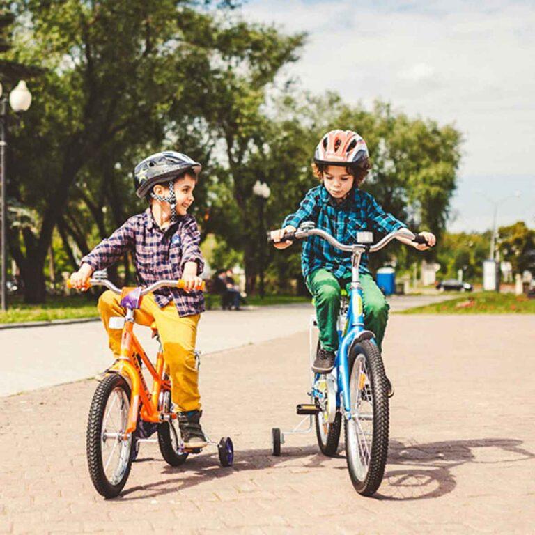 Как научить ребенка кататься на велосипеде (трехколесном и двухколесном) - советы и рекомендации