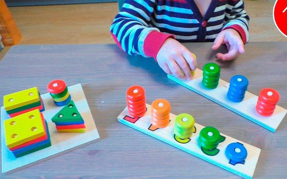Поделки для детей 3 4 лет - мастерим из бумаги и пластилина
