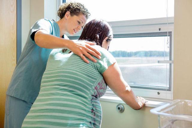 Беременность в 45 лет: зачатия естественным способом