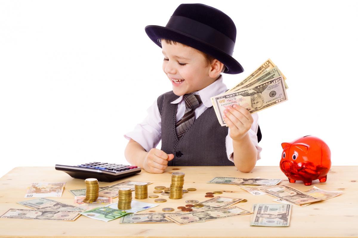 Финансовое воспитание: 7 правил, чтобы вырастить независимых детей