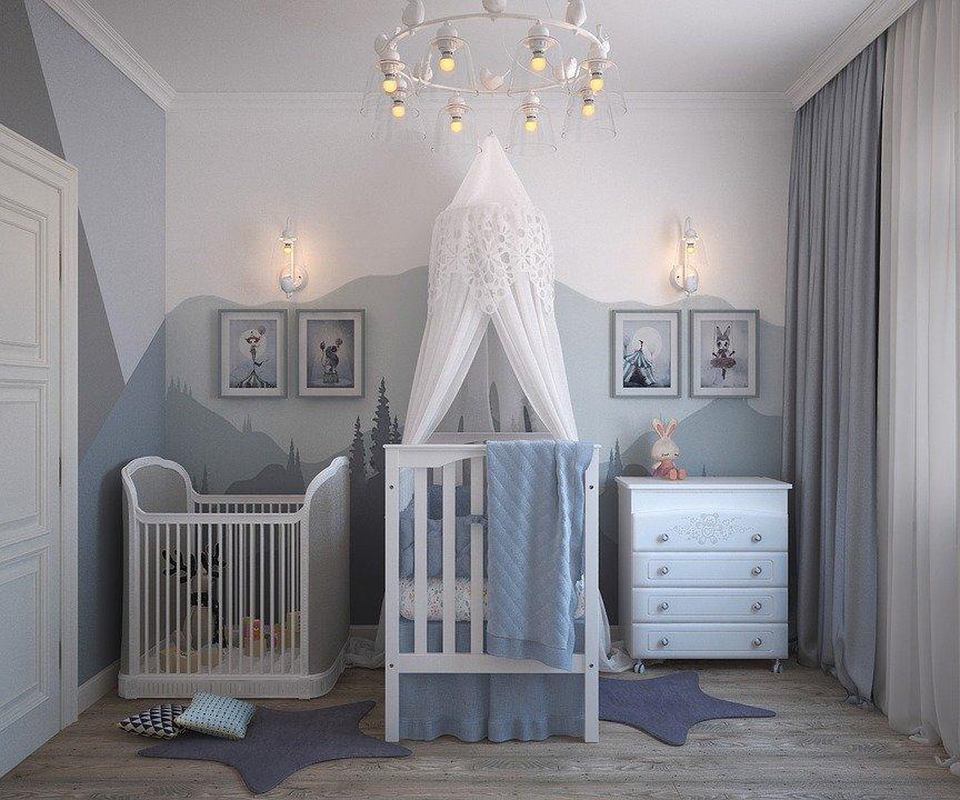 Как правильно оборудовать детскую комнату для новорожденного ребенка