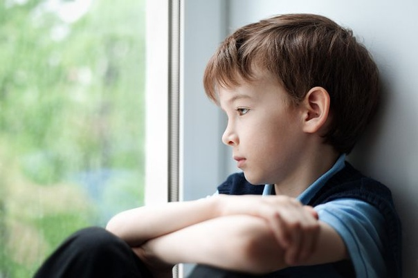 Тревожный ребенок. учимся поддерживать малыша