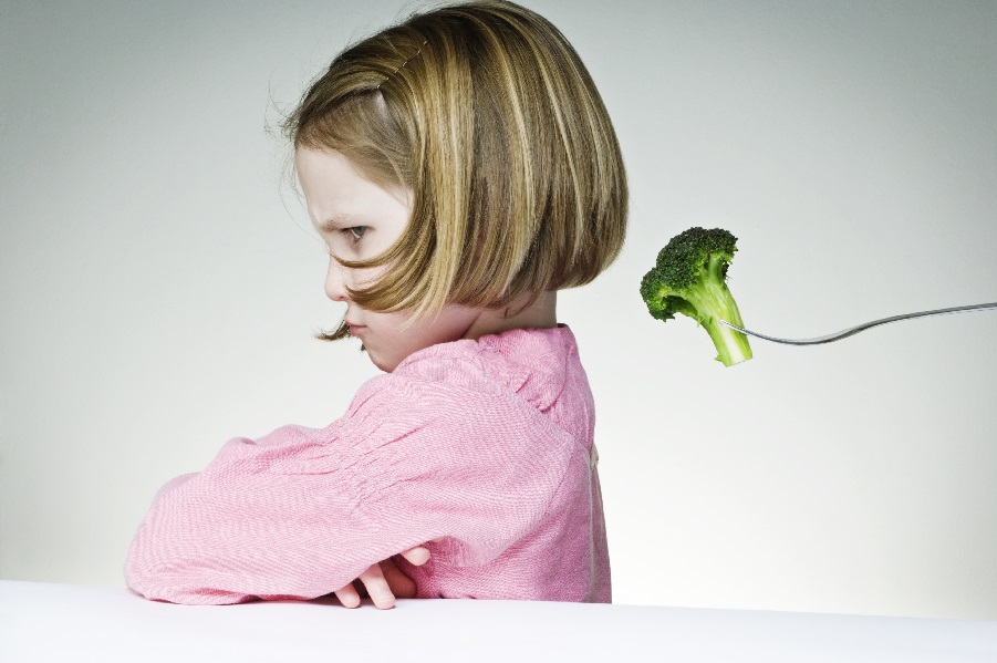 Приучаем ребенка к овощам в рационе