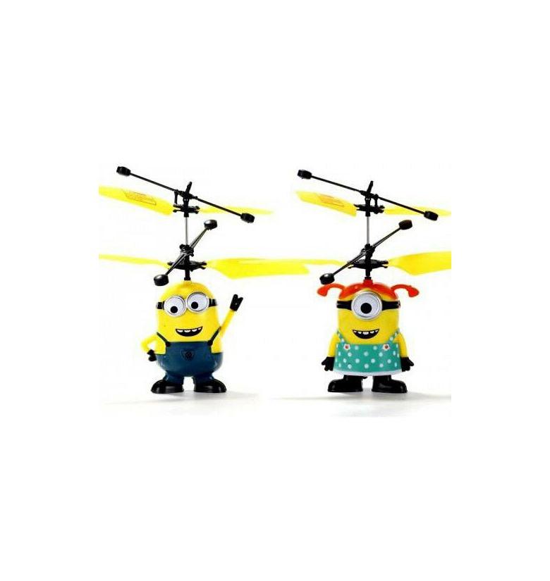 Лучшая игрушка для ребенка — летающие миньоны