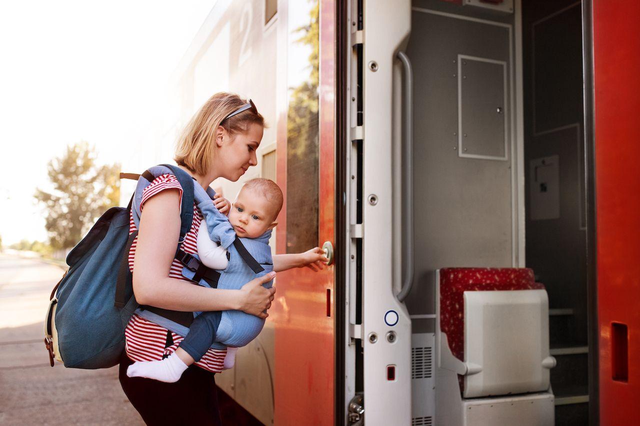 Как путешествовать на поезде с комфортом | разные люди